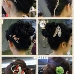 着物の髪型1